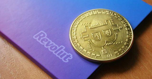 Cartão Revolut e bitcoin