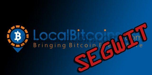localbitcoin segwit