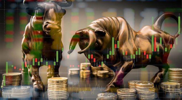 briga entre touros e ursos mercado financeiro