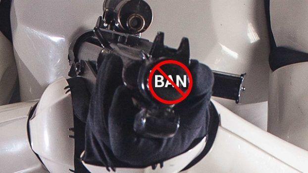 gab arma com a palavra ban
