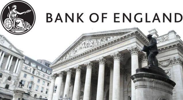 prédio do bank of england