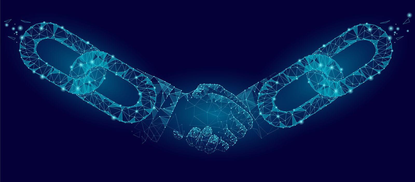 Resultado de imagem para blockchain politic