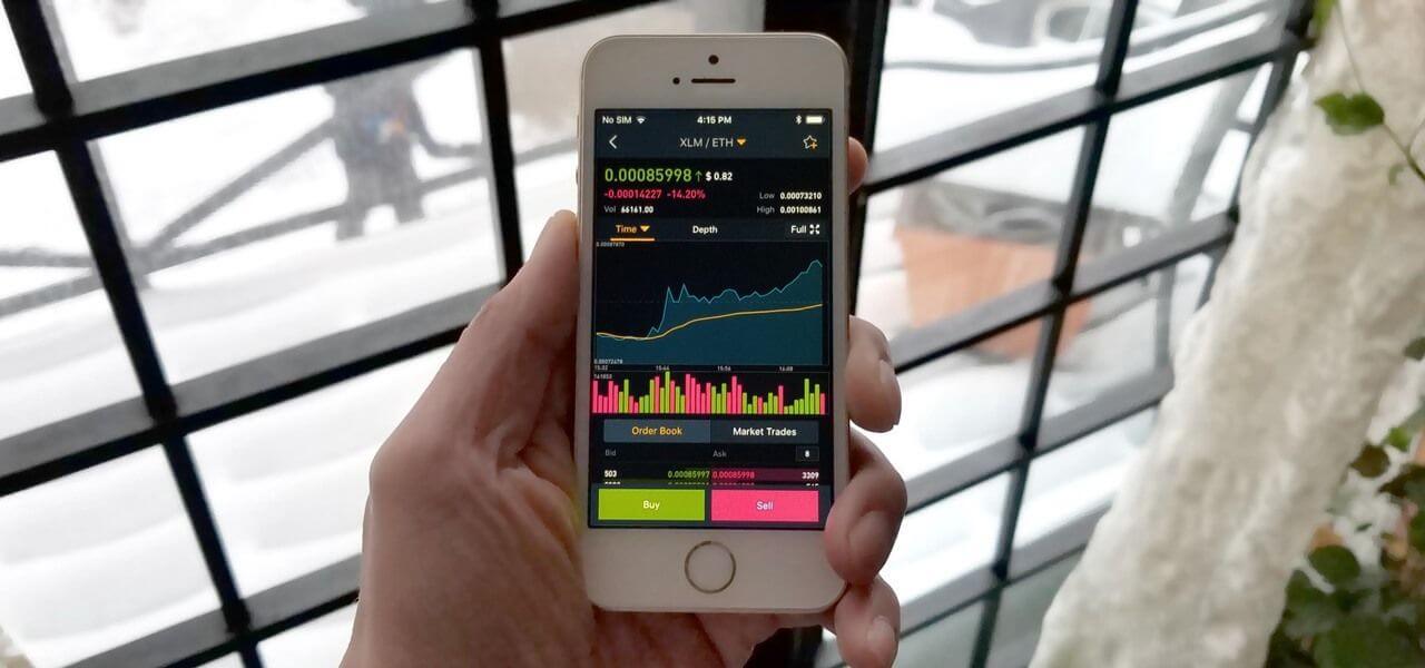 Binance lança aplicativo