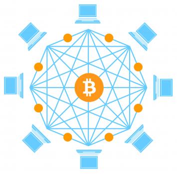 bitcoin blockchain process