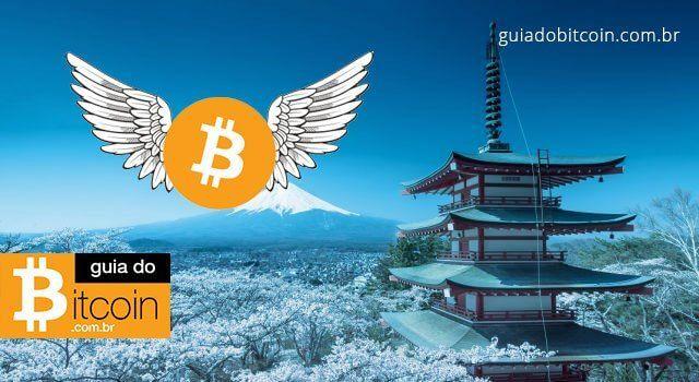Criptografia é reduzida no Japão devido ao COVID-19 e mais