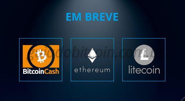 negociação de ethereum
