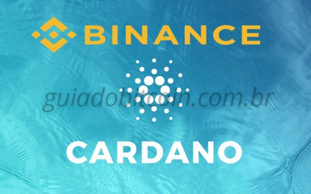 cardano-binance