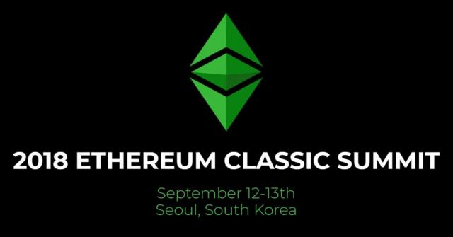 Ethereum Classic Summit 2018