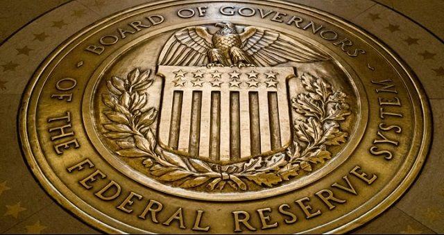 simbolo do fed - federal reserve EUA
