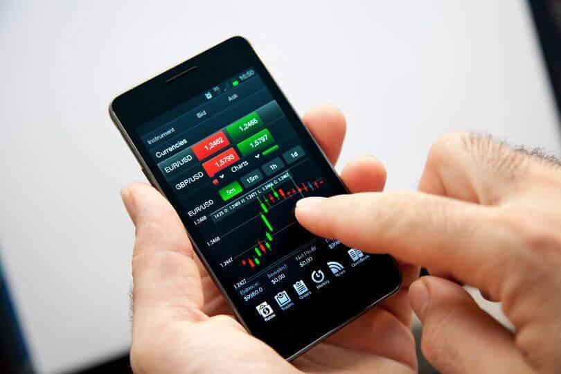 aplicativos de negociação de criptomoeda como você pode trocar bitcoin por dinheiro