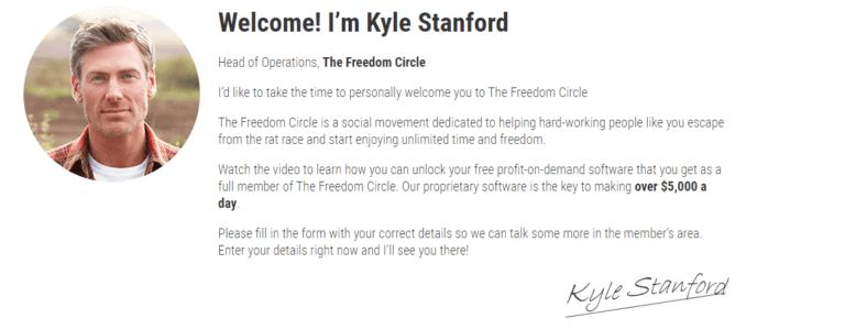 freedom circle