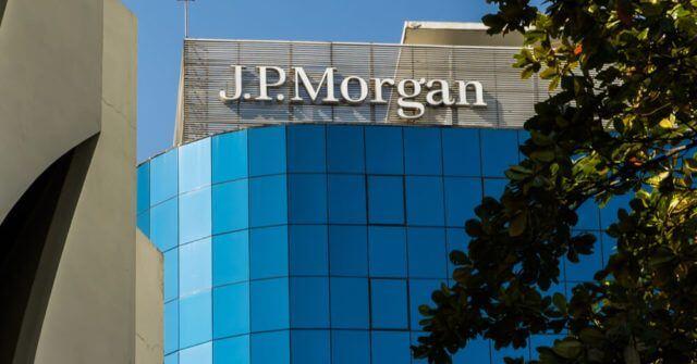 Sinal do JPMorgan