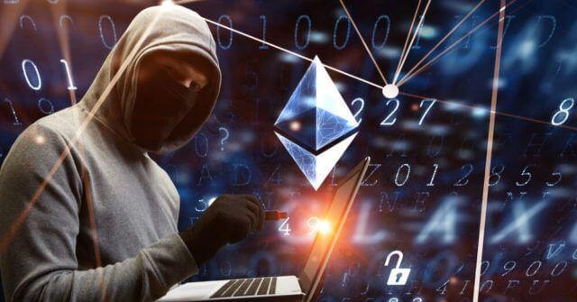 Hacker rouba Ethereum