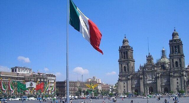 paisagem mexicana