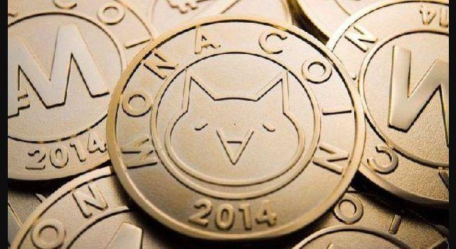 moeda de monacoin