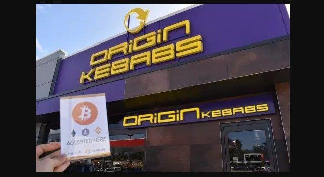 fachada da loja origin kebabs