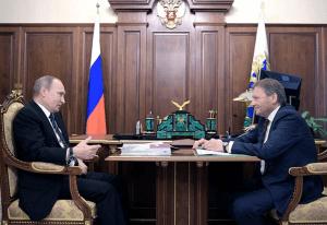 """Candidato presidencial russo: """"Legalizaremos Bitcoin e outras criptografia"""""""