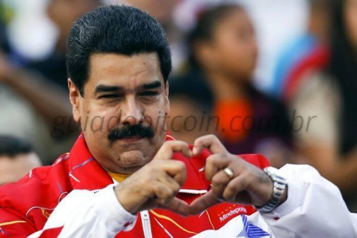 venezuela-maduro-minerar-bitcoin