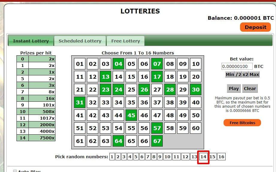 gratuit bitcoin loterie hack cum să vă înregistrați la bitcoin